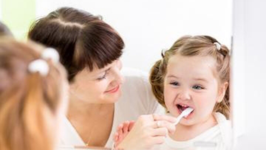 Parent's role in Protection of children's teeth is vital