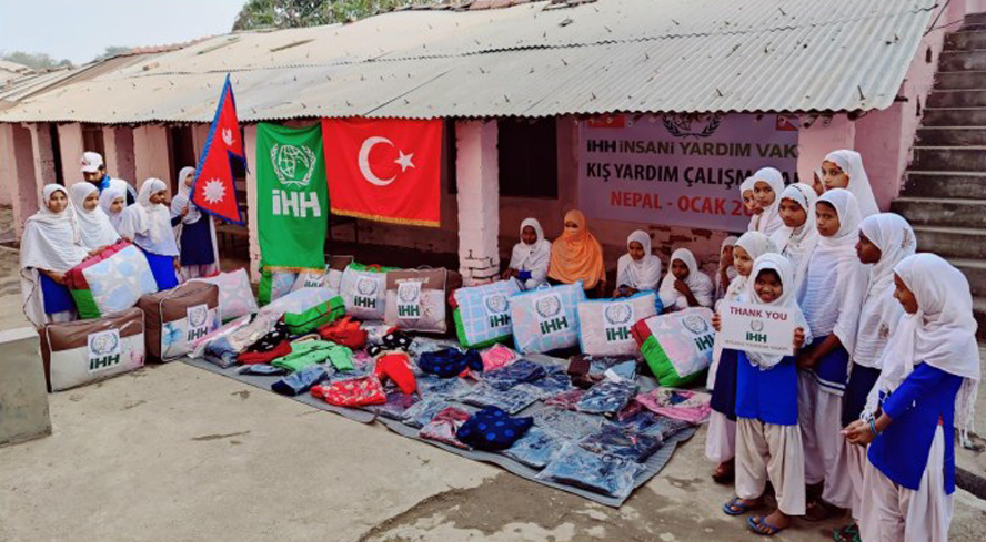 Turkish group IHH to fund radical Islamic groups in South Asia