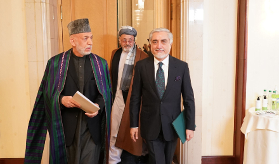 Taliban sends letters to Afghan leaders calling for direct talks