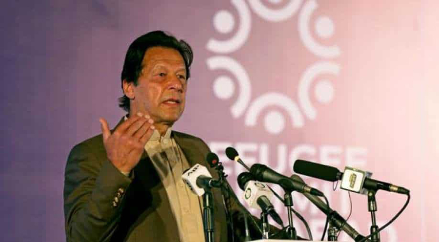 Expulsion of French envoy no solution to blasphemy in the West: Pakistan PM Khan