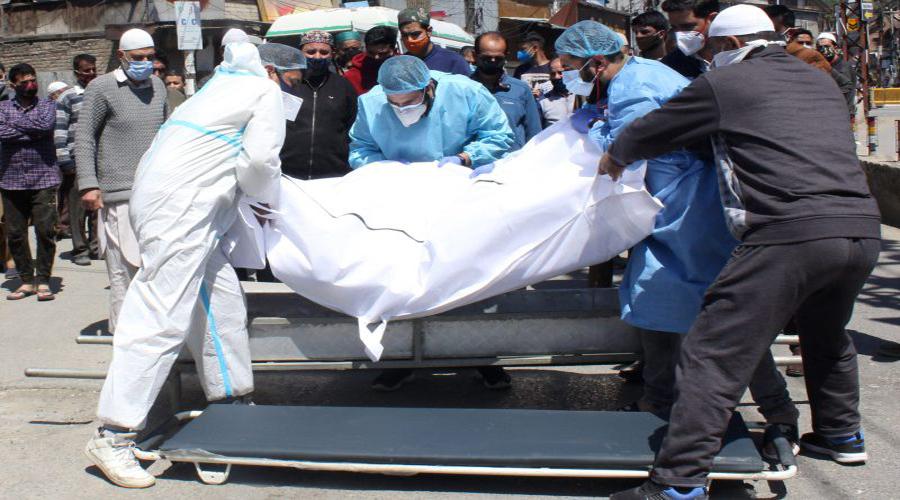 Jammu and Kashmir reports 10 more coronavirus-related deaths