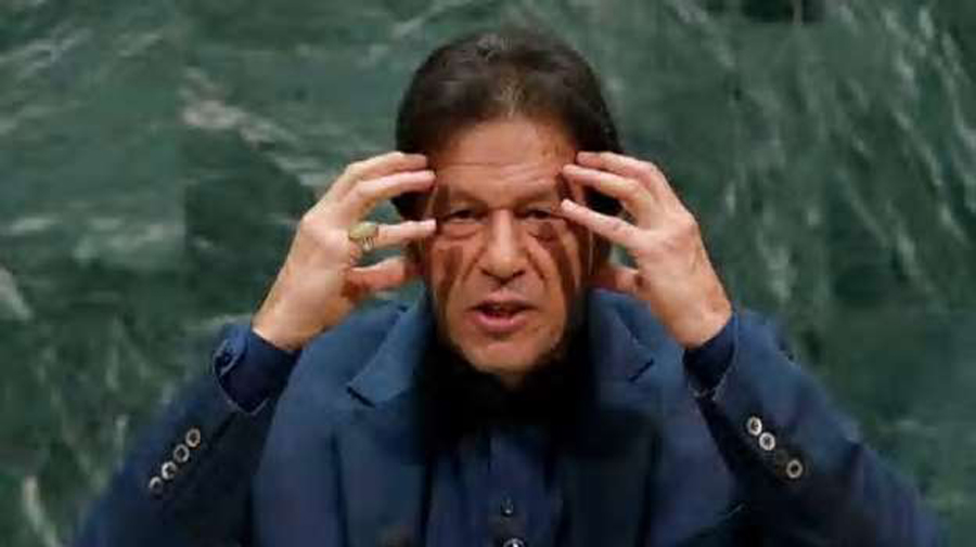 Imran Khan 'Puzzled At The Cacophony' Over No Invitation To Pakistan For US Climate Summit