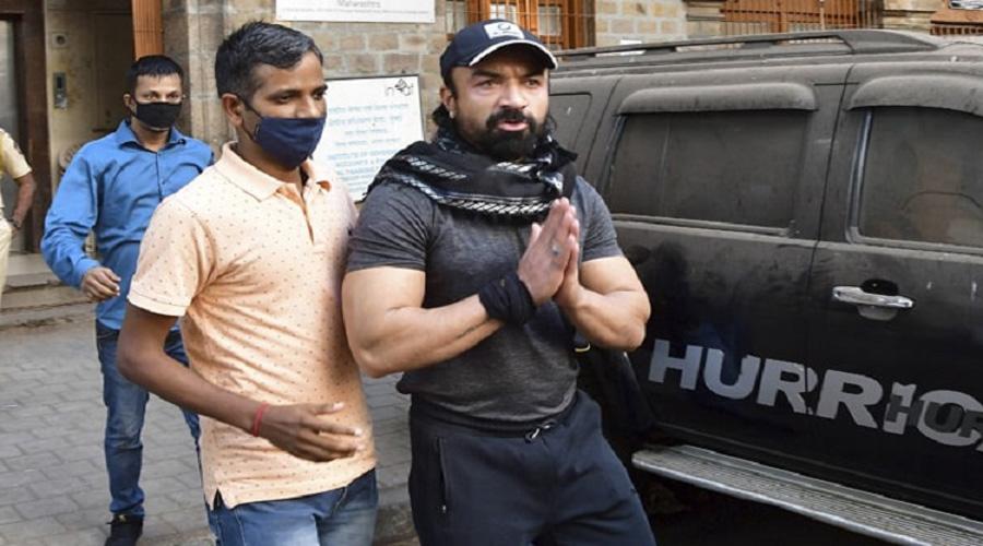 Court sends actor Ejaz Khan to NCB custody till 3rd April
