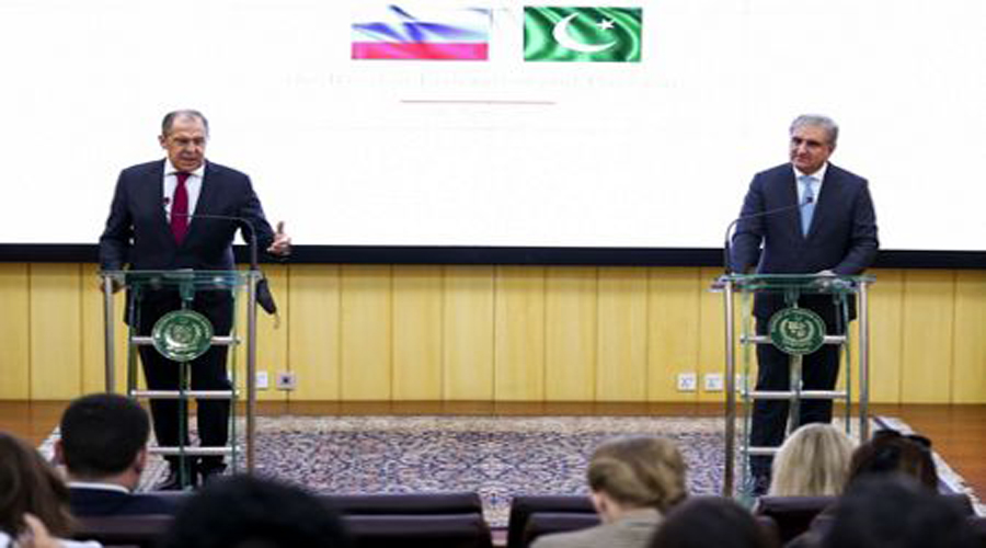 Russian advice to Pakistan: Resolve South Asian disputes in a civilised manner & based on international law