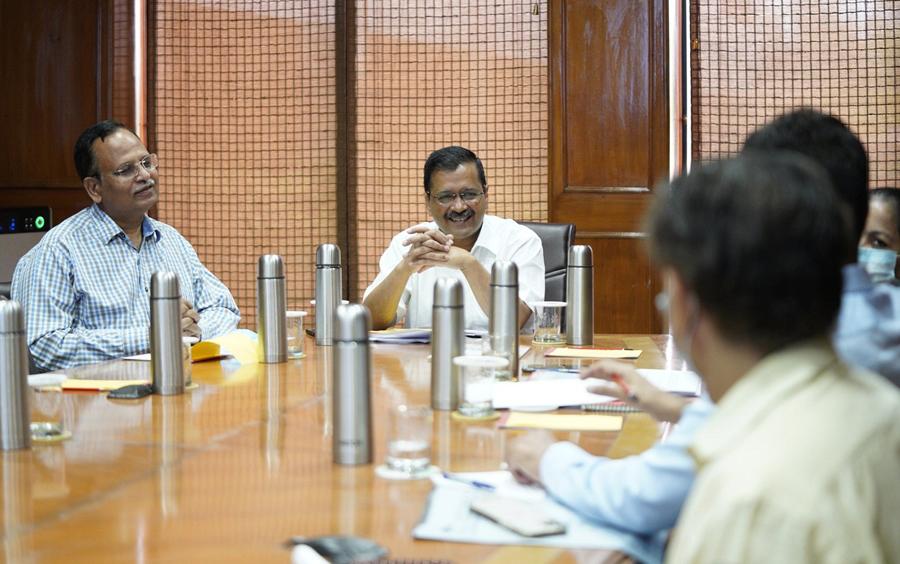 Expedite home allocation to 'Jahan Jhuggi, Wahin Makan' scheme beneficiaries: Kejriwal tells officials