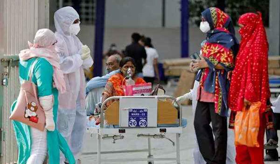 Coronavirus Live Updates: 2,17,353 Fresh COVID-19 Cases In India