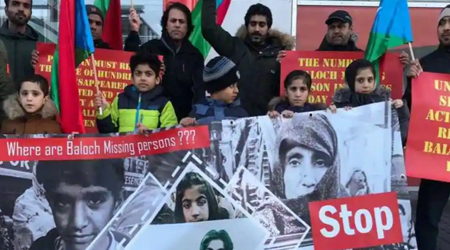 No decrease in Incidents of forced disappearance in Balochistan