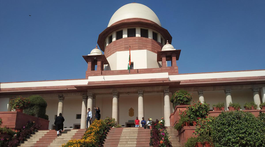 At least 50 % Supreme Court of India staff test Covid positive