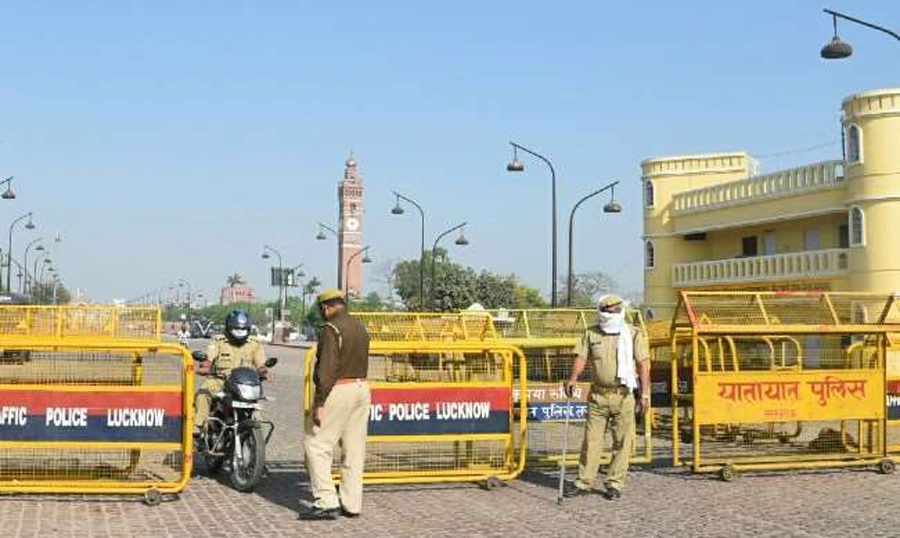 Covid-19: UP extends weekend curfew by 24 hours, to be in effect till 7am on Tuesday
