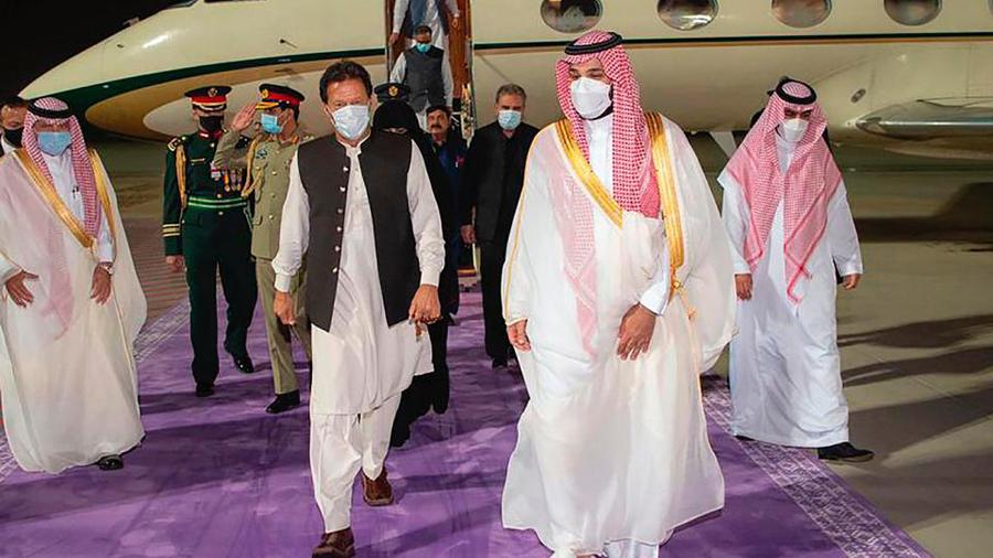 PM Imran Khan's visit to Saudi Arabia