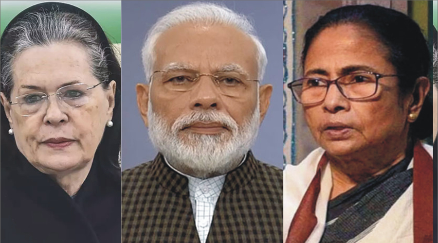 Twelve Opposition leaders write to PM Modi, blame govt for 'apocalyptic human tragedy