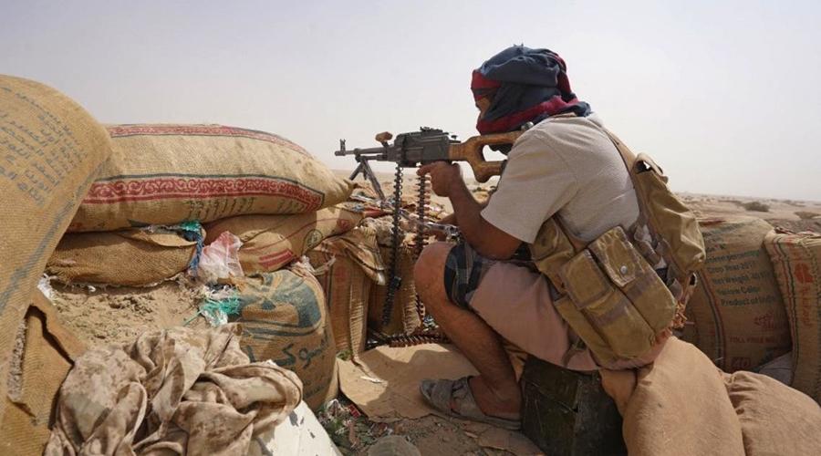 Arab coalition destroys hostile Houthi air defense system on the Marib