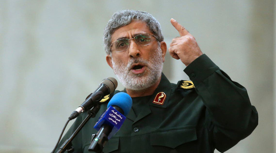 Iran's Quds Force chief says Israelis should 'return' to US and Europ