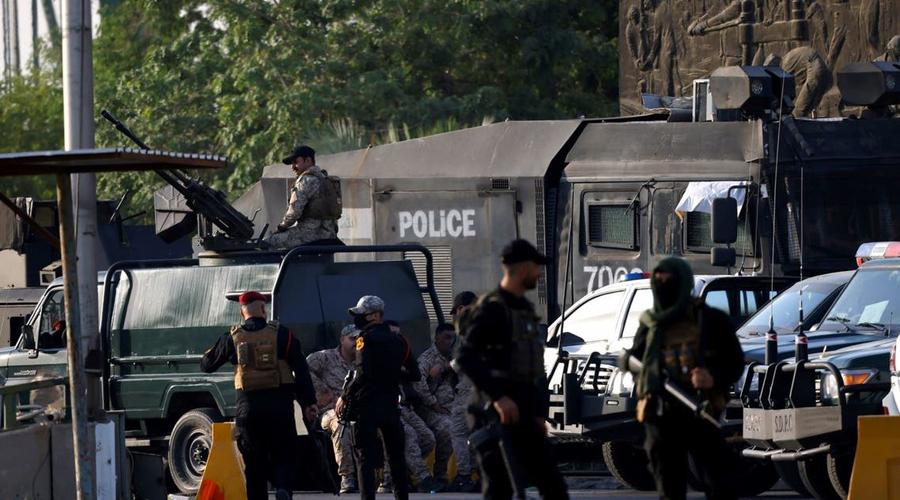 Tensions rise in Baghdad after arrest of militia commander Qassim Mahmoud Musleh