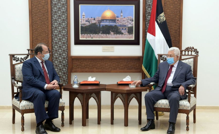 Egyptian delegation visits Gaza third time to revive the peace track and to build on the ceasefire