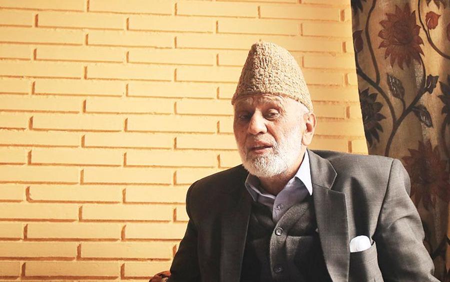 Jailed separatist Hurriyat leader Ashraf Sehrai dies in Jammu hospital, had 'Covid symptoms