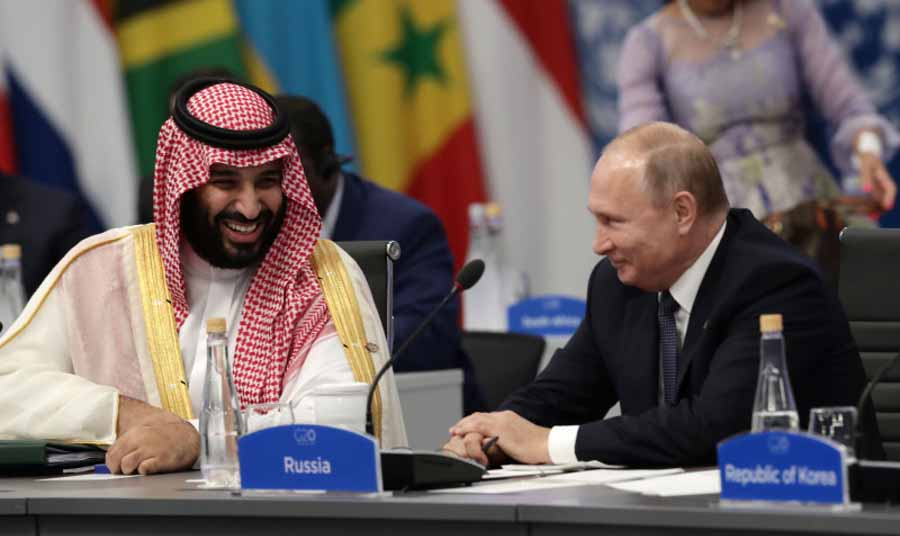 Russia supports stance of Saudi crown prince, Kremlin says