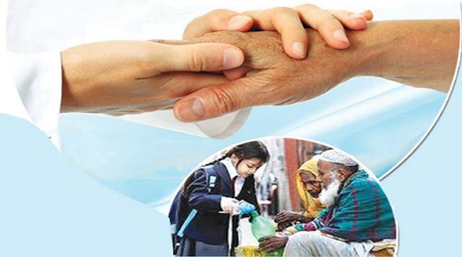 Service to mankind is service to God