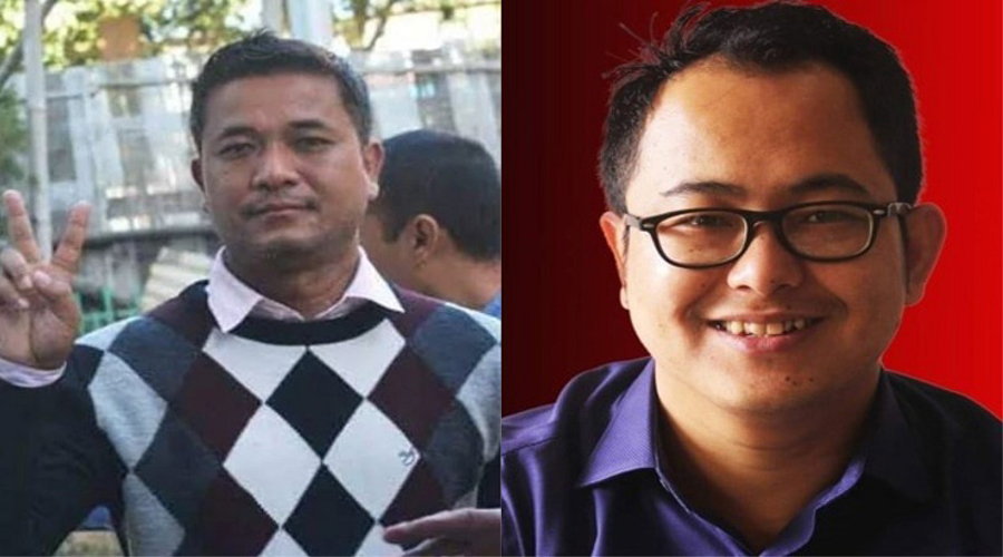 Two including a journalist arrested for facebook posts after BJP leader's death in Manipur