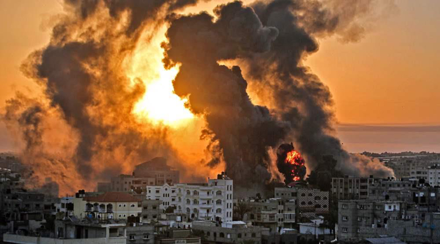 Death toll in Gaza, West Bank rises to 209