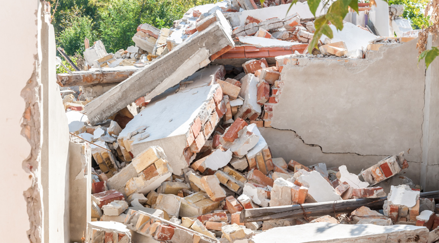 Seven killed in building collapse in Maharashtra's Ulhasnagar
