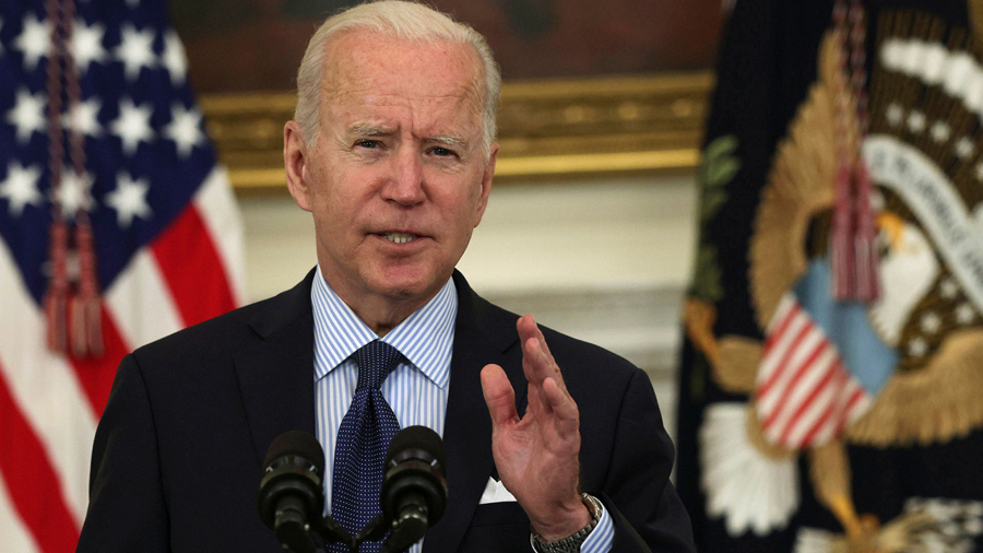 Jo Biden Have A Phone Conversation with Mehmood Abbas and Bejamin Nitin yahoo