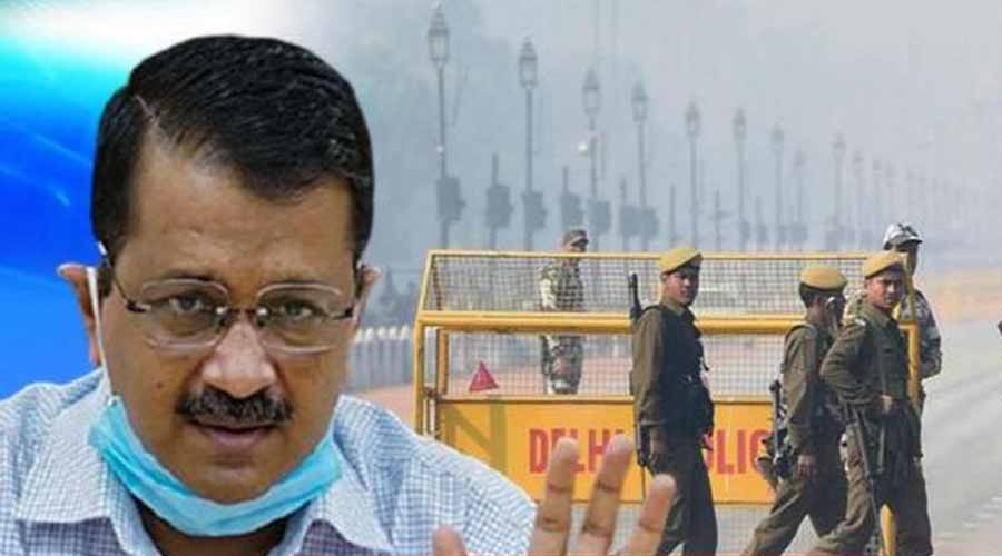 Covid -19:Arvind Kejriwal Government Asked For Army Help Amid amid worst situation