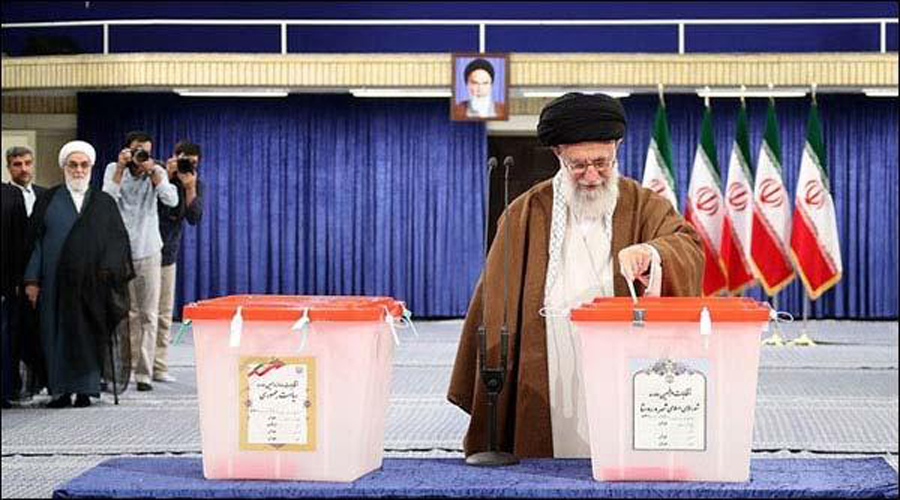 Voting for president election 'obligatory' for Muslims: Fatwa issued in Iran