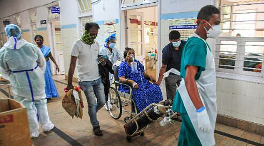 At least 24 dead in Karnataka hospital due to 'oxygen shortage'