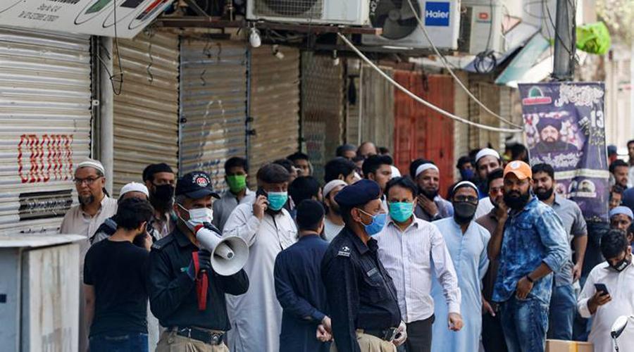 PPP govt officials exploit lockdown for money in Karachi