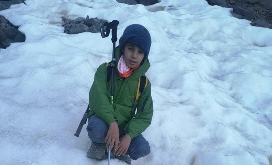 Ritaal Mutawwa: An Arab teenage to conquer Arab world's highest mountain in Morocco