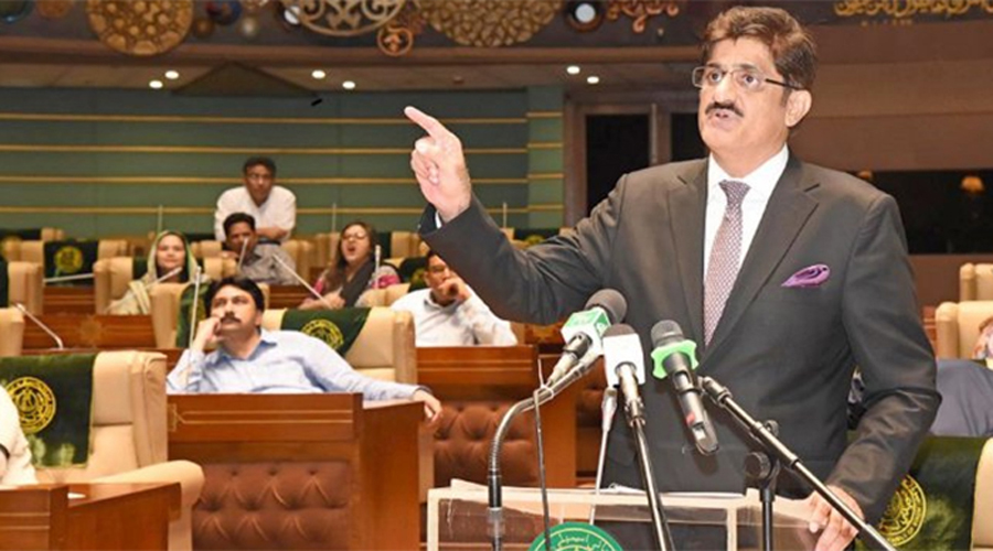 Sindh: Budget with Rs 25 billion deficit presented