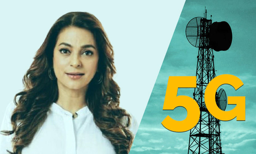 High court dismisses Juhi Chawla 5G plea with a fine for Rs 20 lakh