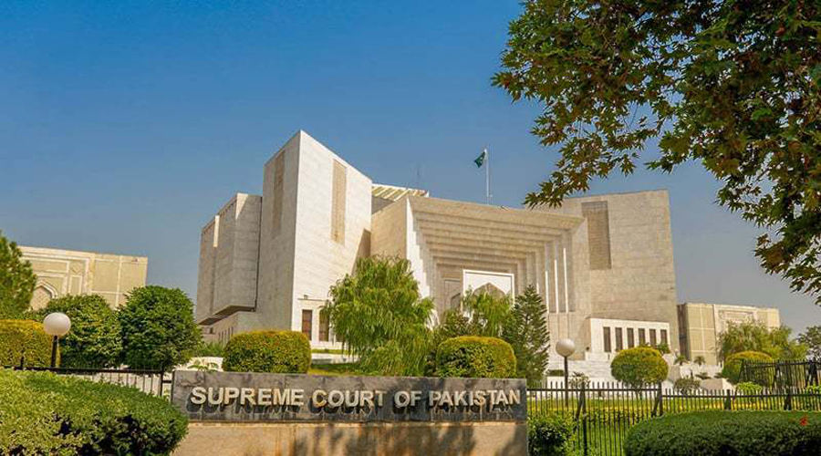 Pak SC orders to carry on demolition process of leased properties and illegal occupation in Karachi