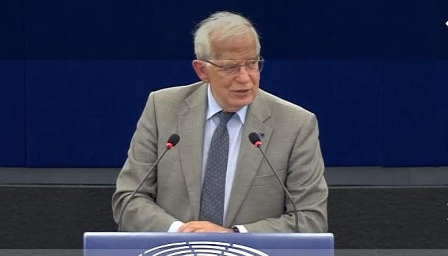 Head of European foreign affairs disappointed about situation of Afghanistan