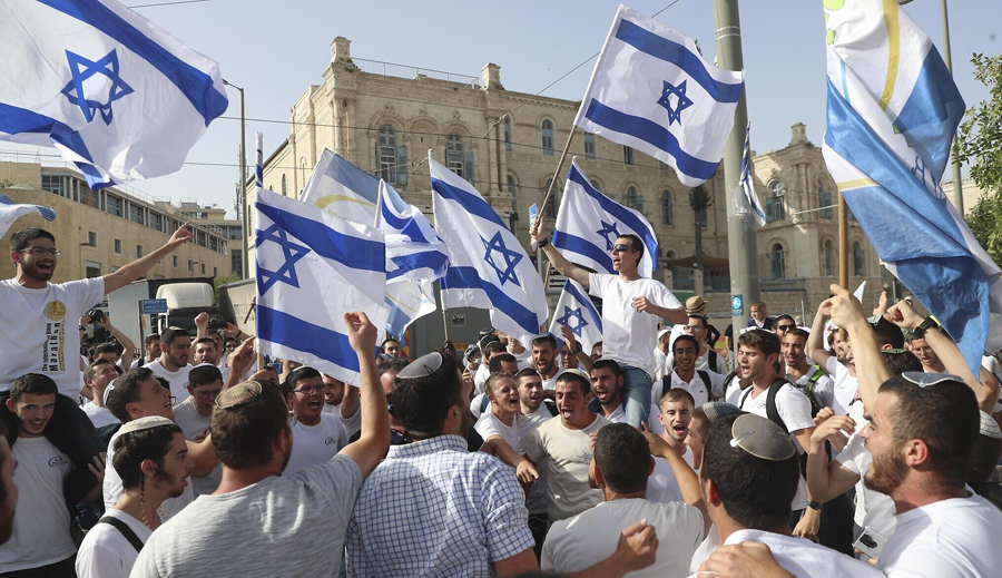 Israeli government allows Jews to stage march in Jeruslam