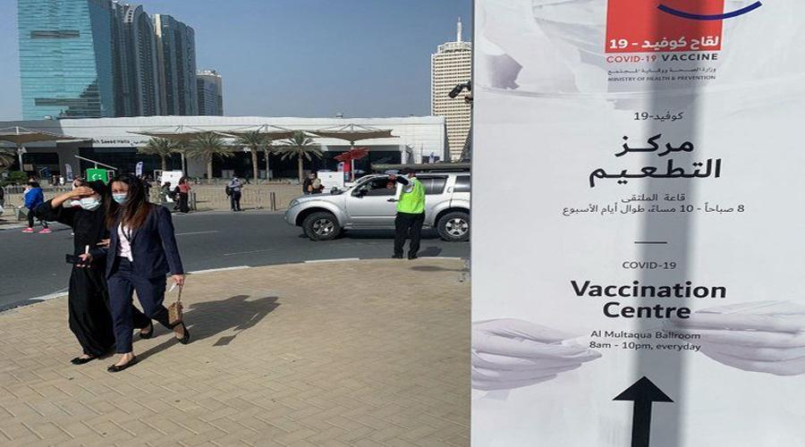 Coronavirus cases in the UAE rise, Authorities urge people to wear mask