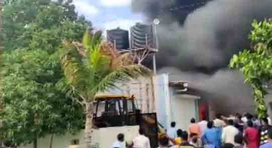 At least 18 workers dead in fire at chemical plant in Pune district