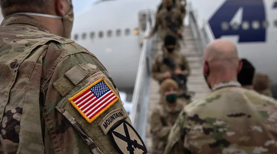 Troop withdrawal from Afghanistan is a new tactic of US