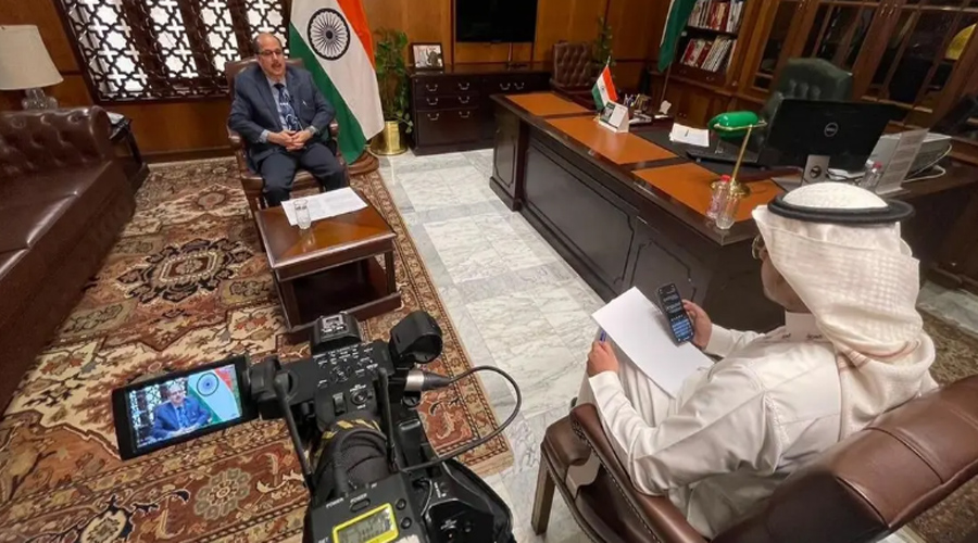 Trade exchange between Saudi Arabia and India reaches $33 billion: Indian ambassador Ausaf Saeed