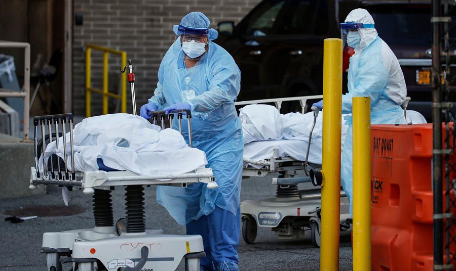 Coronavirus deaths crosses 6 lakhs in US