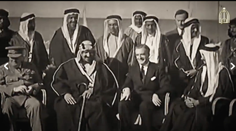 King Abdul Aziz Foundation releases second part of Palestinian documentary on Saudi Arabia's diplomatic, economic and military efforts
