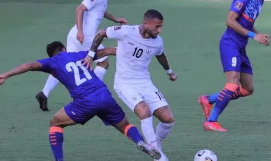 Football: Afghans Qualify for 3rd Round of Asian Cup 2023