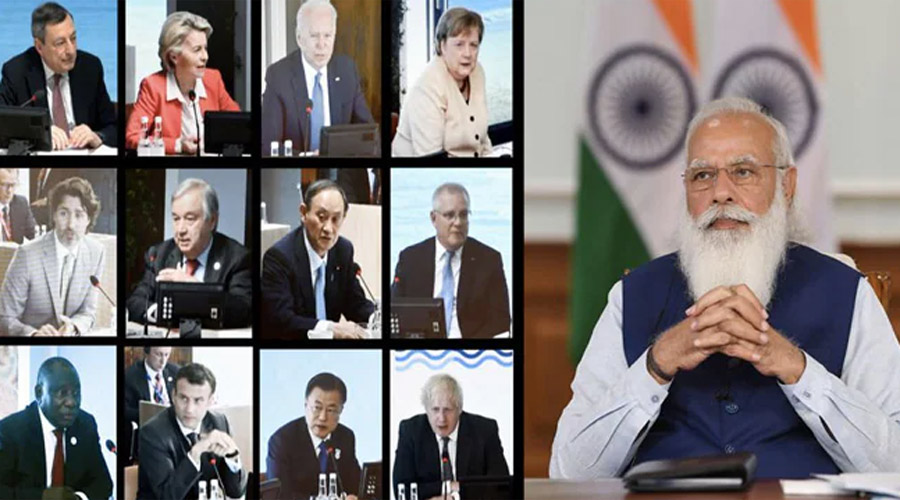 India and international challenges