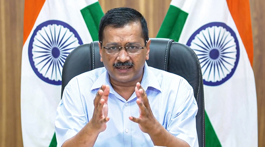 Get vaccinated at your designated polling stations: Delhi CM