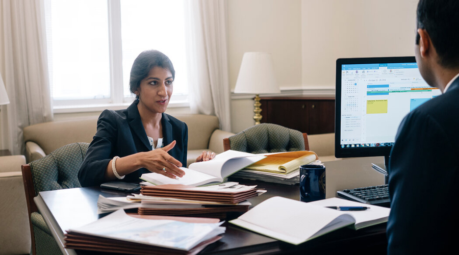Pakistani origin Leena Khan become the youngest Federal Trade Commisioner of US