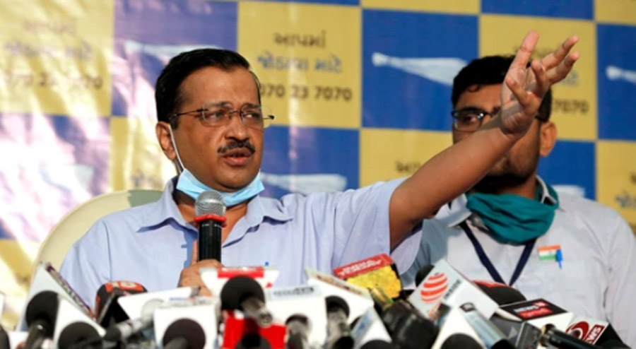 AAP to contest on all seats in Gujarat Assembly Election: Arvind Kejriwal