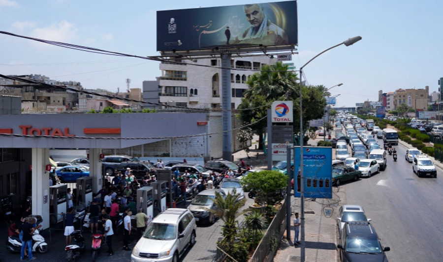 Lebanon hikes fuel prices by more than a third as consumers reel