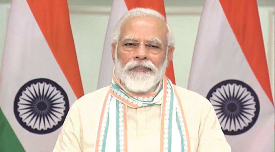 Amid Covid, PM extends free ration scheme for 800 million poor people