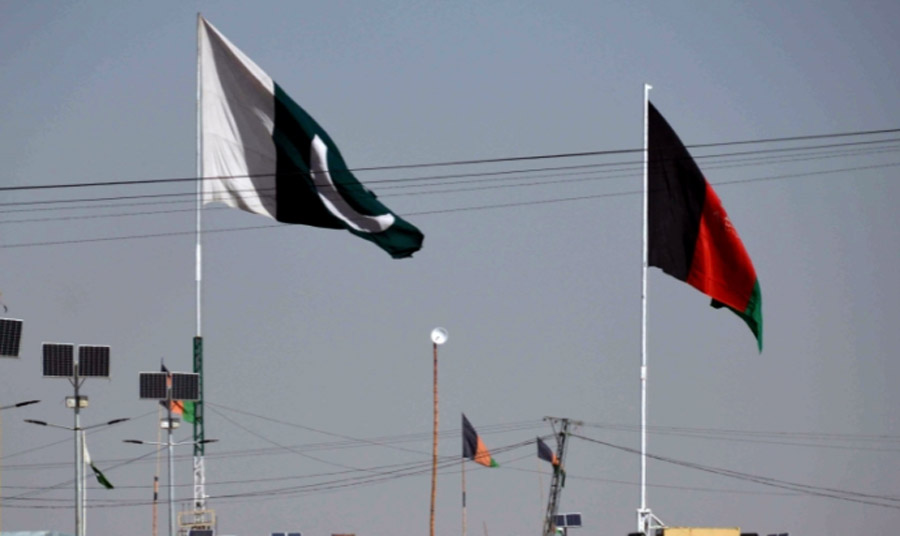 Deviation from Pak afghan common values impossible